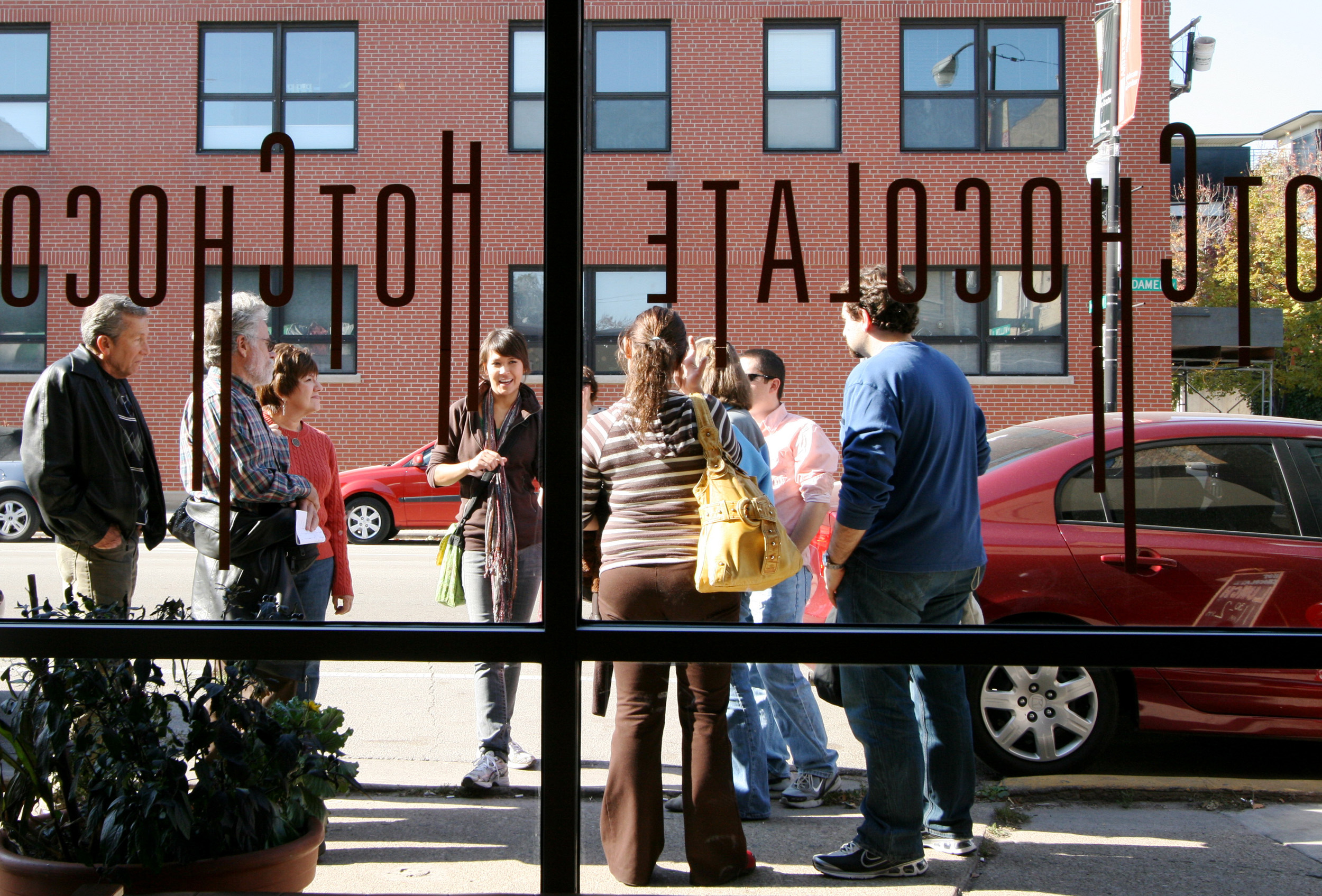 Chicago Neighborhood Walking Food Tours
