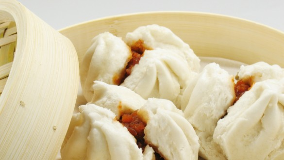 Chinese BBQ Pork Buns