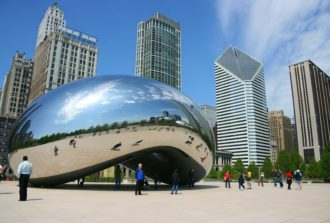 Chicago Bean Magnificent Mile