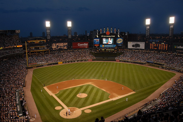 US Cellular Field from Flickr https://flic.kr/p/5Z9NP7