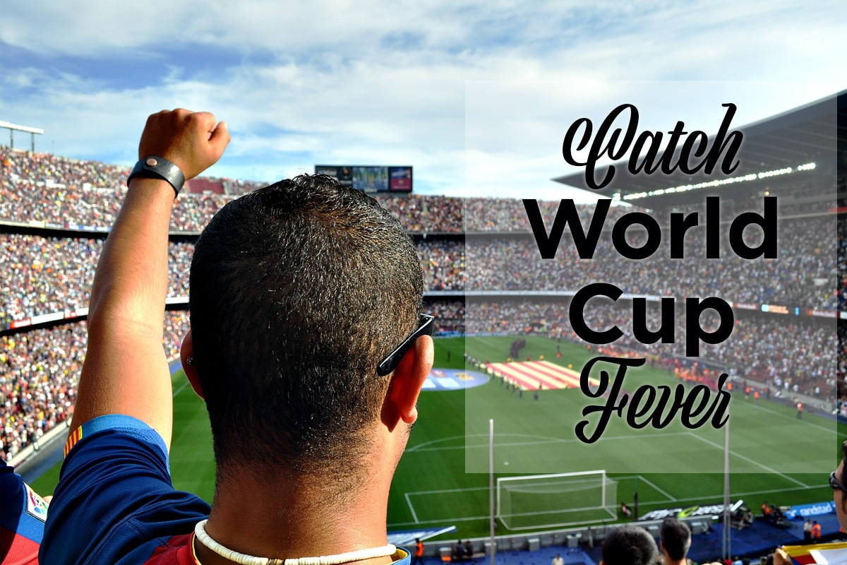 Catch World Cup Fever