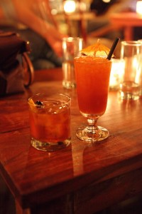Scofflaw Cocktails