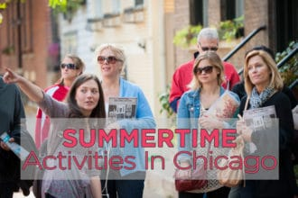 Summertime Activities In Chicago