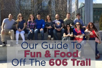 Food Off 606 Trail