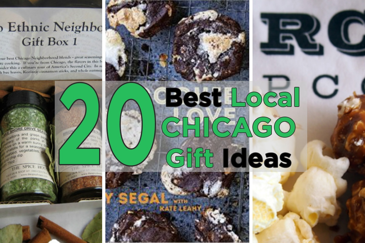 20 Of The Best Local Chicago Gift Ideas 2018