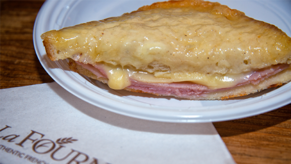 Authentic French Croque Monsieur