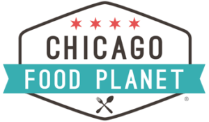 Chicago Food Planet Logo