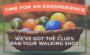 Chicago Food Planet Easter Hunt Eggsperience