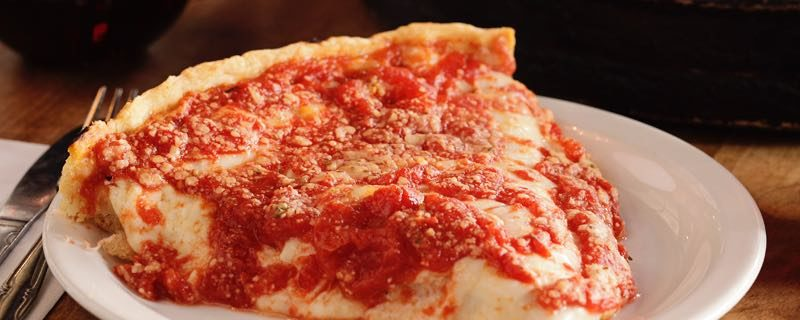 Pizza Slide _ Used With Permission From Lou Malnati's