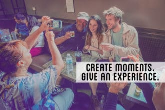Create moments this holiday season