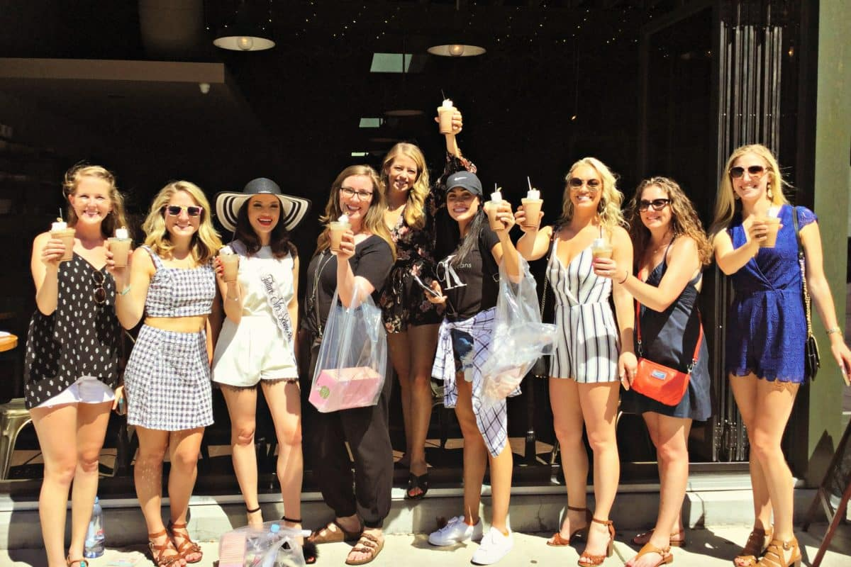 8 chicago bachelorette party ideas chicago food planet for Good places for bachelorette parties