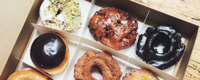 Chicago Best Donuts Do-Rite West Loop