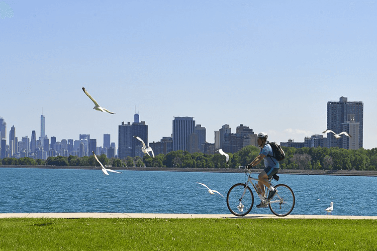 Chicago Bike Tours