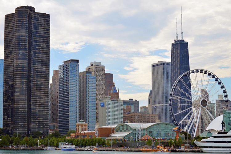 Chicago Navy Pier attractions