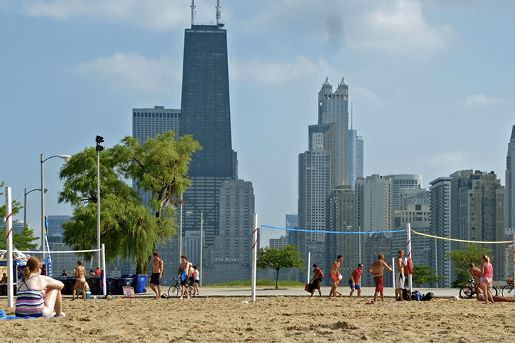 chicago best beaches