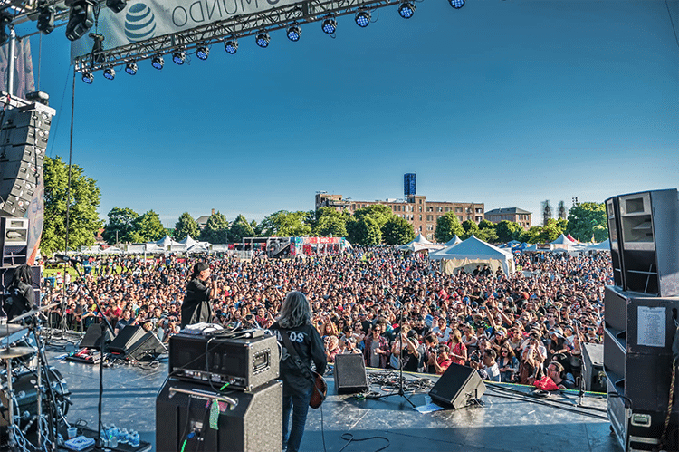 Chicago music concerts and festivals