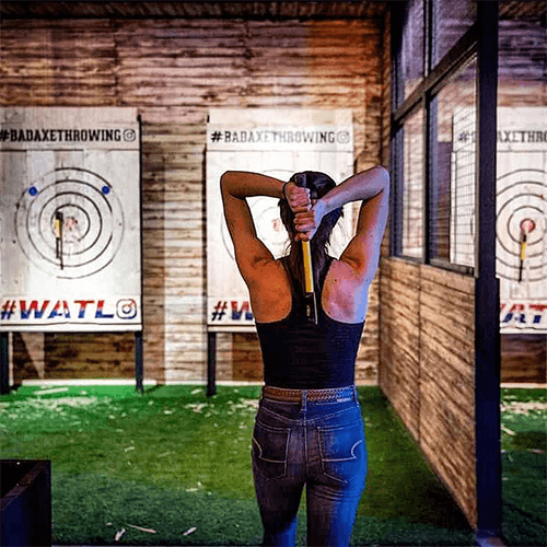 chicago axe throwing