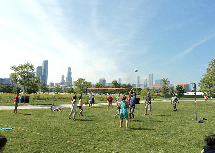 chicago corporate picnics