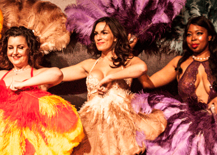 bachelorette party ideas chicago burlesque