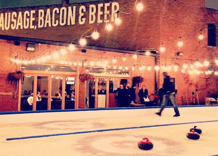 chicago curling ideas