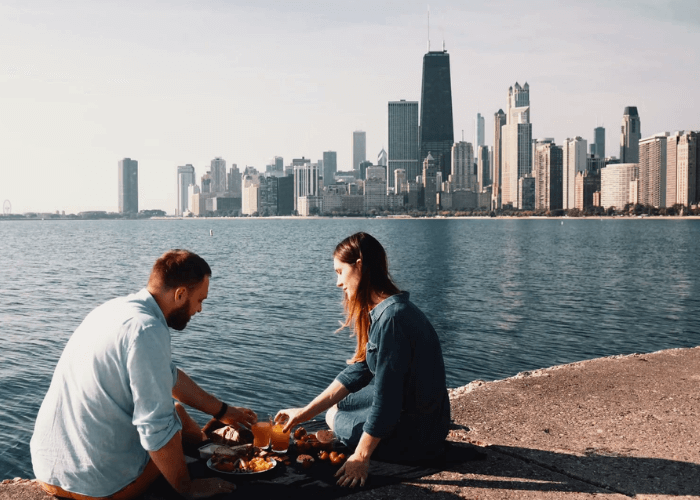 chicago picnic ideas romantic